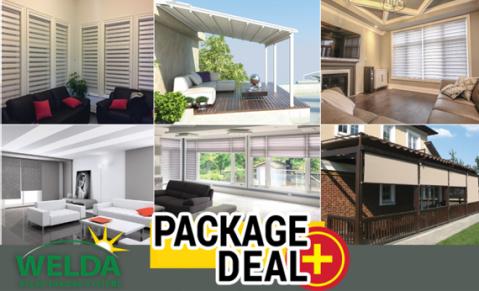 Welda Windows package deal